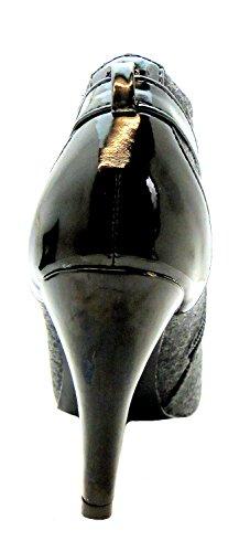 Lotus Noble - Botas para mujer gris gris