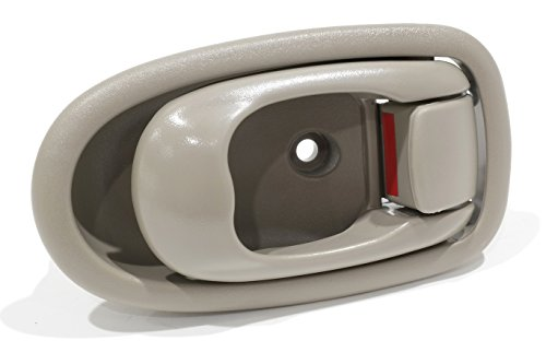 03 kia spectra door handle - 3