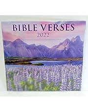 Bible Verses 2022 Wall Calendar