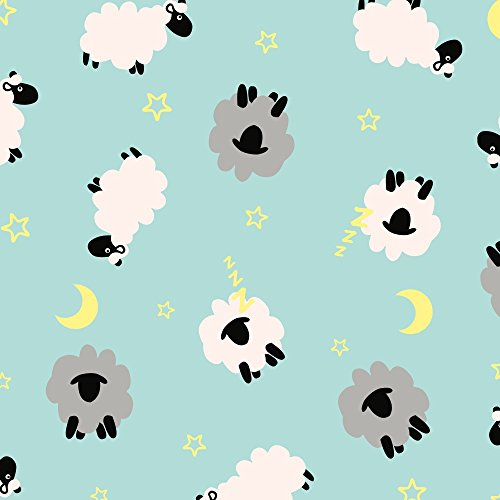 Large Product Image of Honest Overnight Baby Diapers, Sleepy Sheep, Size 6, 84 Count
