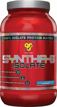 BSN Isolate Syntha-6 - Vanilla Ice Cream - 2 lb