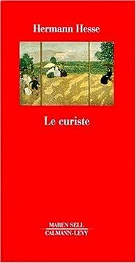 Le curiste par Hermann Hesse