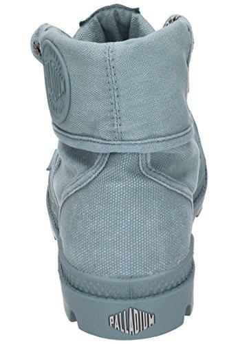 Palladium Pallabrouse Baggy, Zapatillas Altas para Mujer Azul (Smkblu/smkblu/vpr)