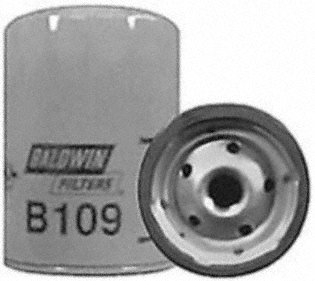 Baldwin B109 Lube Spin-On Filter