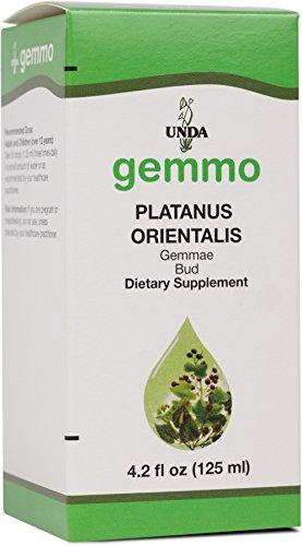 UNDA Gemmo Therapy - Platanus Orientalis - Plane Buds - 4.2 fl oz (125 ml) ()