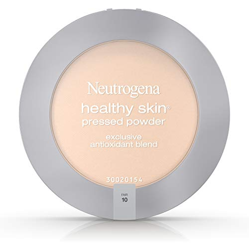 (Neutrogena Healthy Skin Pressed Powder, Fair [10] 0.34 oz)
