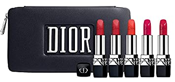 Amazoncom Dior Rouge Kiss Love Code Couture Lipstick Set Beauty