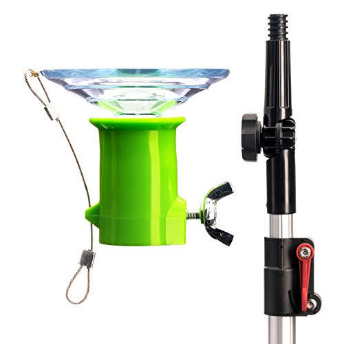 Flood Light Bulb Changer Attachment