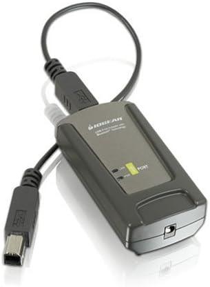 Iogear GBP201 USB Print Adapter w//Bluetooth Wireless Technology