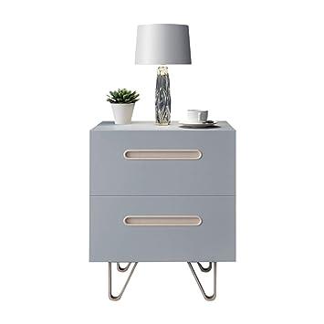 ab0f16a86cccc2 Amazon.de  Nachttische Schubladentyp Mode Nachtkästchen Moderne Einfachheit  Schlafzimmer-Mode-Möbel