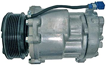 BEHR HELLA SERVICE 8FK 351 127-891 Compresor, aire acondicionado: Amazon.es: Coche y moto
