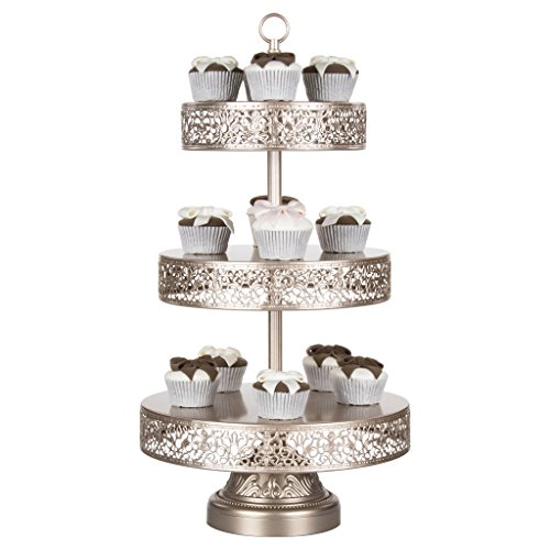 Best Metal Cupcake Stand 3 Tier April 2019 Top Value