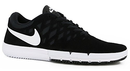 Nike SB Free Sneaker Current Model 2016 black / white, EU Shoe Size:EUR 38.5, Color:black