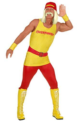 Fun Costumes Hulk Hogan Costume X-large