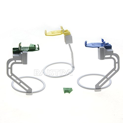 New 1suit (3pcs/set) Dental Plastic Digital X Ray Film Sensor Positioner - Price List Polaroid