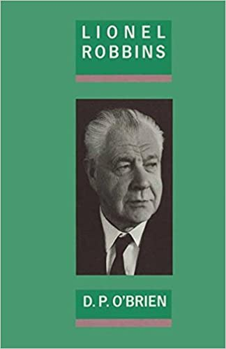 Book Lionel Robbins