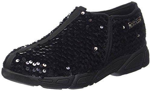 Guess Fllet4fam12, Slip-On Donna nero