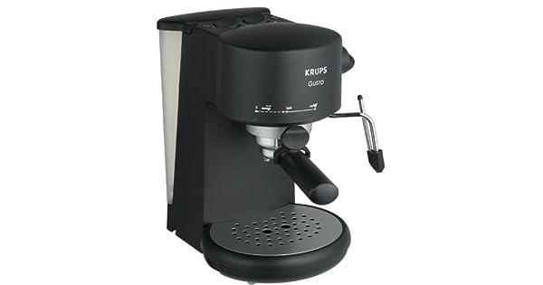Amazon.com: Krups 880 – 42 Gusto Bomba Espresso machine ...
