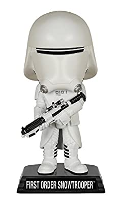 Star Wars Episode 7 - First Order Snowtrooper Wacky Wobbler