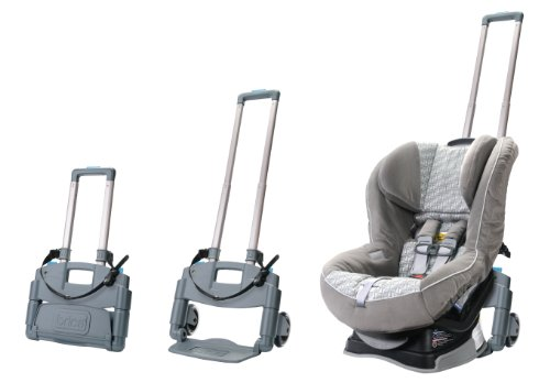 Fantastic Deal! BRICA Roll 'n Go Car Seat Transporter