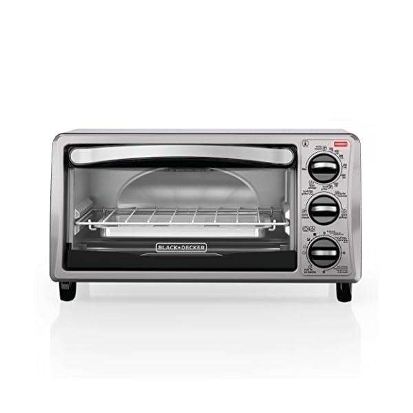 BLACK+DECKER Toaster Oven 41WX5e91eML