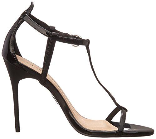 Chinese Laundry Women's Leo Dress Sandal Black Patent S2goP