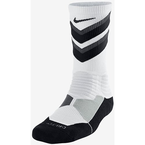 Nike Hyper Elite Chase Crew Basketball Socks Unisex Style : Sx4923 (Nike Hyper Chase)