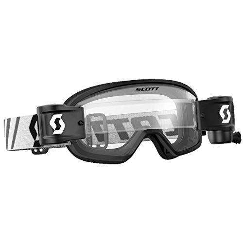 - Scott Sports Buzz Unisex-Child Goggles (Black, Youth)