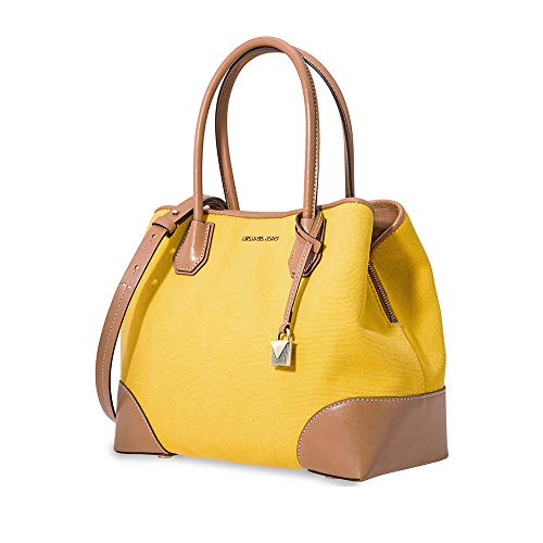 Michael Kors Yellow Handbag - 6
