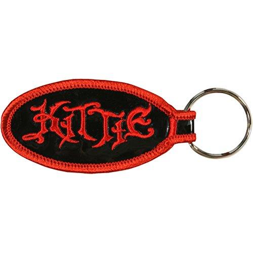 (Old Glory Kittie - Logo Keyfob Keychain)