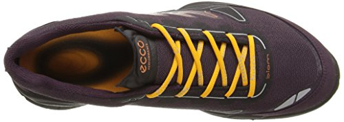 ECCO Ecco Biom Trail Fl - Zapatillas de running Mujer Multicolor (MAUVE//FANTA59679)
