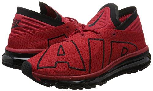 Nike Pantaloni capri da palestra senza cuciture, donna Gym Red White 600