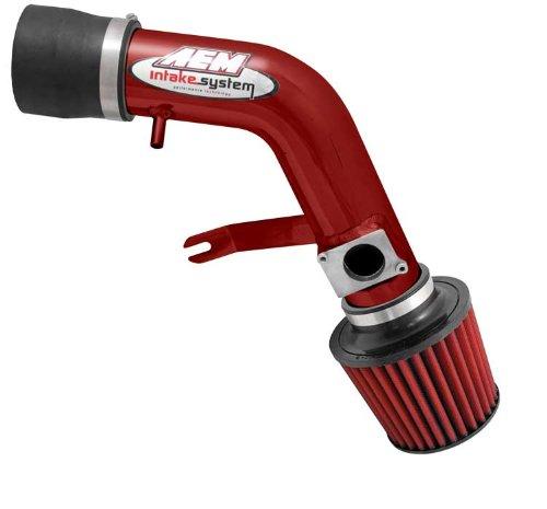 AEM 22-436R Red Short Ram Intake System