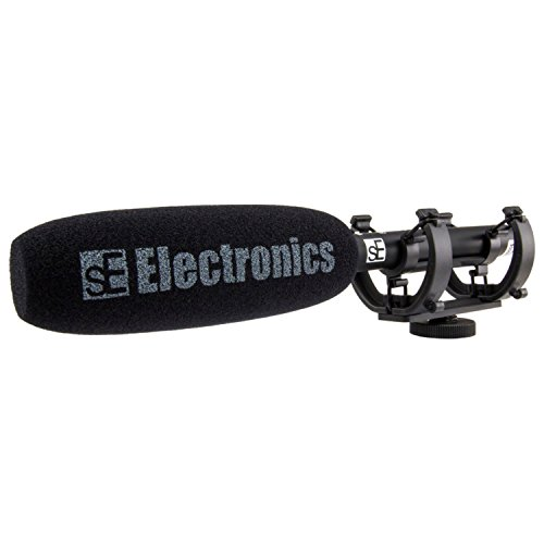 SE Electronics Laser DSLR Mirophone by SE Electronics