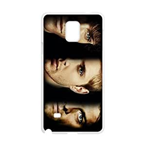 Happy Supernatural Cell Phone Case for Samsung Galaxy Note4