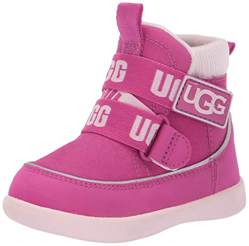 UGG Baby TABOR Chukka Boot, Fuchsia, 6 M US Toddler (Uggs Boots Knit)
