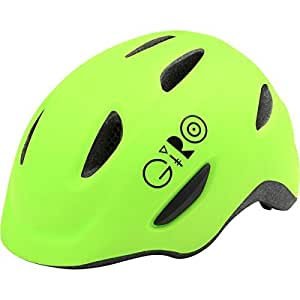 Giro Scamp Helmet–Kid 's Matte Lime X SMALL Size: X de Small Color Matte Lime, Model: Giro, Tools & Hardware Store