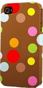 Multi Color Polka Dot Dimensional Case Fits Apple iPhone 5c