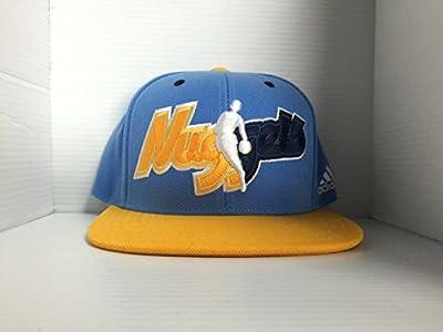 Denver Nuggets Adidas NBA Draft Snapback Hat