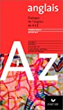 Image de Anglais de A à Z, édition 2003