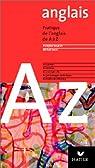 L'anglais de Aà Z par Swan