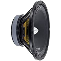 MCLAREN Audio MLM1080 10 Midrange Car Speaker, 2 Vc, 500W Max