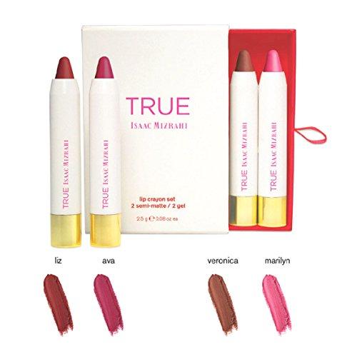 (True Isaac Mizrahi - Lip Crayon Set )