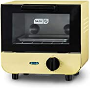 DASH DMTO100GBRD04 Mini Toaster Oven Cooker