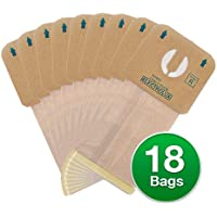 Replacement Vacuum Bag for Electrolux 48806 / Type R / 807 (3 Pack)