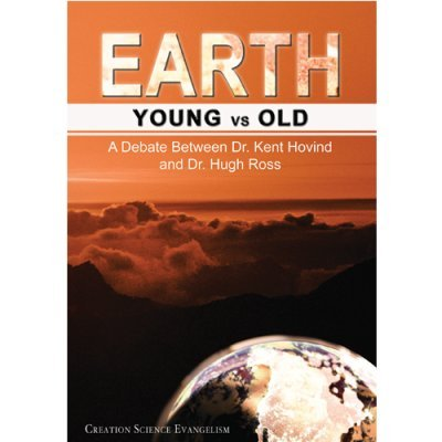The John Ankerberg Debate: Young-Earth Vs. Old-Earth with Dr. Hugh Ross and Dr. Kent Hovind, Moderated by John - Die Diameter