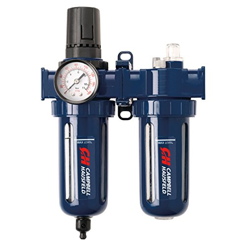 Filter Regulator and Lubricator - 3 in 1 FRL Unit - 3/8