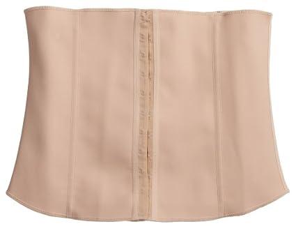 898a1f1eab7 Amazon.com  Squeem Men s Cotton   Rubber Waist Cincher -The Trimmer ...