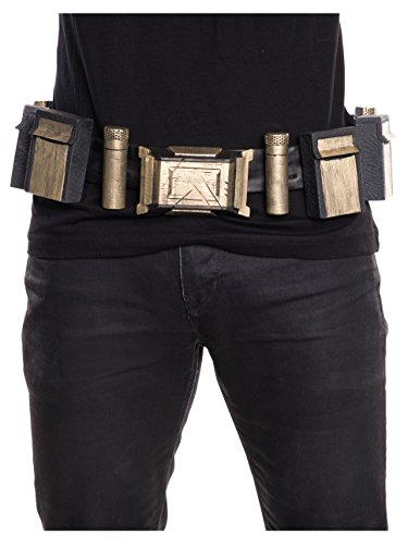 Rubie's Men's Batman v Superman: Dawn of Justice Batman Belt, Multi, One Size]()