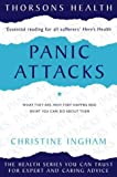 Panic Attacks, Christine Ingham, 0722526989